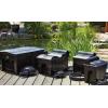 德国欧亚瑟鱼池过滤器三合一外置过滤器户外水池过滤箱水循环系统